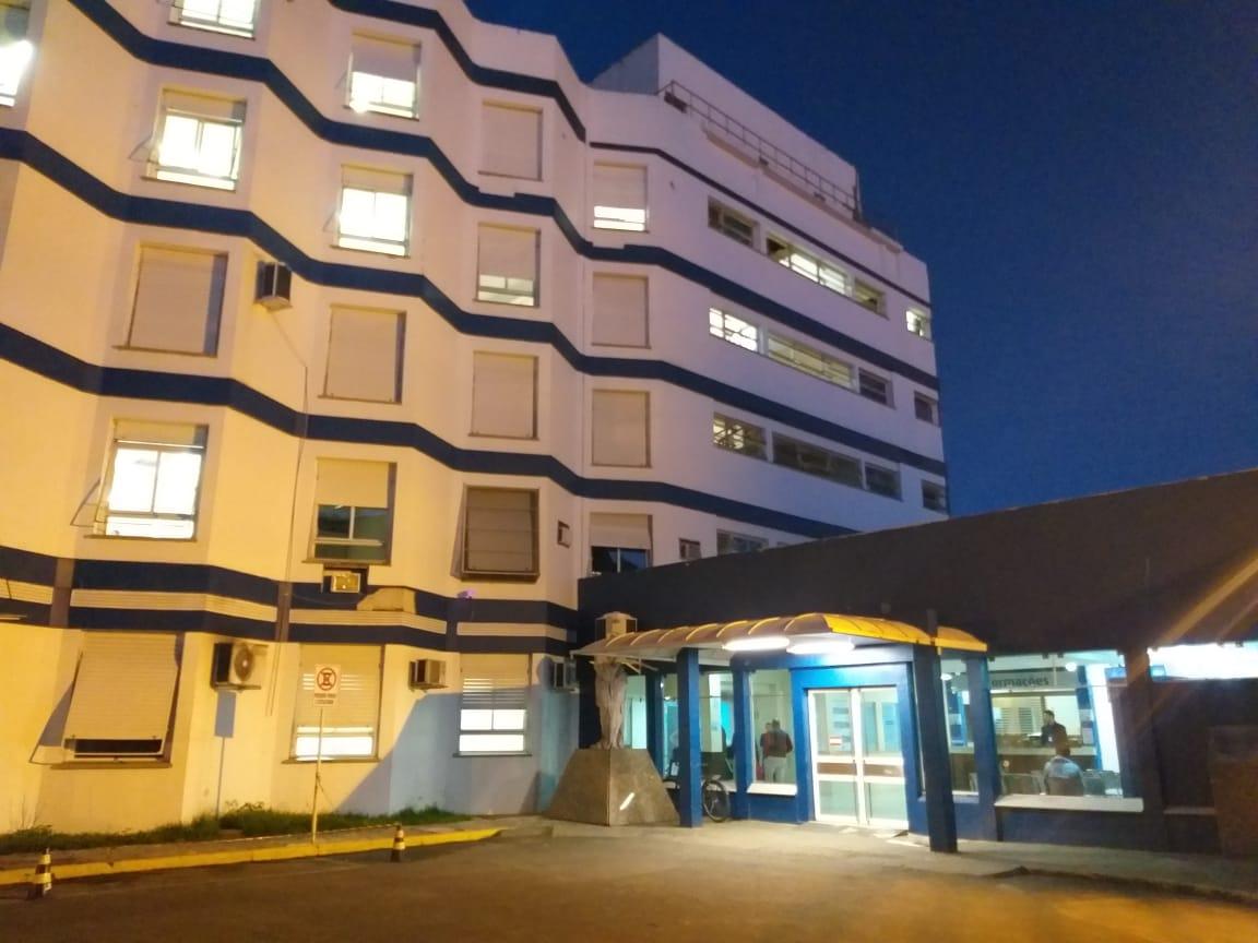 Hospital Santa Casa de Caridade de Uruguaiana - Santa Casa começa a pagar  conta de energia elétrica depois de 21 anos